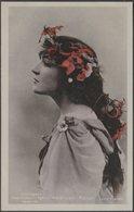 Actress Mrs Brown Potter, C.1905 - Ettlinger RP Postcard - Entertainers