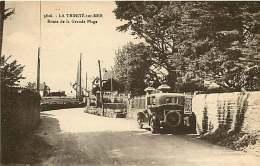 140418 - 56 LA TRINITE SUR MER - Route De La Grande Plage - Auto Villa - La Trinite Sur Mer