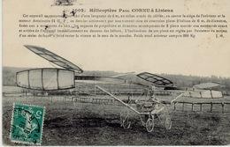 Hélicoptère Paul Cornu à Lisieux - Elicotteri