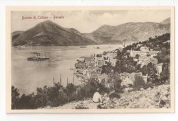 Monténégro. Kotor / Cattaro. Bocche Di Cattaro. Perasto (672) - Montenegro