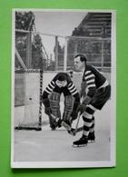 Image 120 X 80 - JEUX OLYMPIQUES 1932 - HOCKEY SUR GLACE - Voir Détails Au Verso - Hockey - NHL