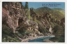 Monténégro. Kotor / Cattaro. Gruss Aus Bocche Di Cattaro. Lot De 3 Cartes (674) - Montenegro