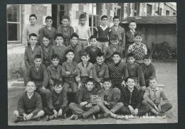 Trombinoscope Scolaire , Ecole Jean Macé à Tours 37 , Classe De 3è , Année 1959/1960  - Pho20201 - Personas Identificadas