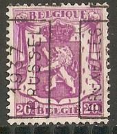 Brussel 1937  Nr. 6052A - Préoblitérés