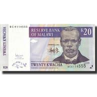 Billet, Malawi, 20 Kwacha, 2007, 2007-10-31, KM:52a, NEUF - Malawi