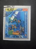 Yémen Poste Aérienne N°98A Apollo 12 Oblitéré - Space