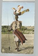 CPSM, Rwanda , Ed. Thill - Imparudi , Avec Timbre - Rwanda