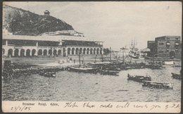 Steamer Point, Aden, 1905 - Postcard - Yemen