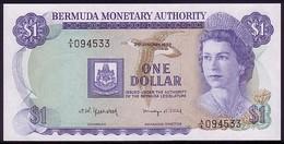 Bermuda 1 Dollar 02.01.1982 UNC - Bermudas