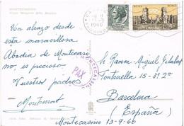 28260. Postal CASSINO (Italia) 1960. Moneda Antigua Siracusana - Coins