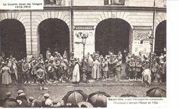 (88) Vosges - CPA - Saint Die - Avant L'occupation Allemande - Saint Die
