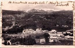 SO383  MADESIMO - VALLE SPLUGA - SONDRIO - FP VIAGGIATA 18.8.1931 - Sondrio