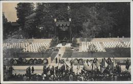 2 Photos Pologne- A  Définir-cérémonie Soldats- Vilno- J.LOZINSKI PHOTO + 1 Cpa Blason De La Pologne - Pologne