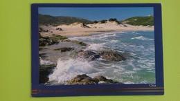 Cartolina CHIA - CA - Viaggiata - Postcard - Domus De Maria - Cagliari