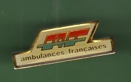 AMBULANCES FRANCAISES *** 0007 - Medical