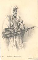 Algerie, Musicien Negre - Algerije