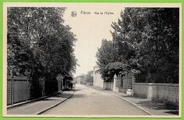 CPA BELGIQUE BELGIE - FLERON Liège - Rue De L'Eglise ° Edit. Joris - Fléron