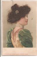 FEMME Autrichienne Avec Des Cheveux Naturels - Femmes