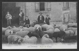 LOURDES - Bergers Des Pyrénées - Lourdes