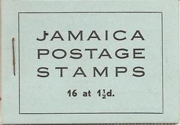 JAMAICA, 1946, Booklet 12, 2/- New Constitution - Jamaica (1962-...)