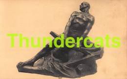 CPA CONSTANTIN C MEUNIER ( 1831 - 1905 ) LE NAUFRAGE THE SHIPWRECKED - Musées