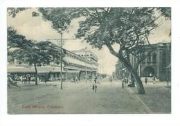 Ceylan Ceylon Sri Lanka York Street Colombo TB 2 Scans - Sri Lanka (Ceylon)
