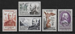 ALGERIE - ANNEE 1953 COMPLETE ** - SANS CHARNIERE - COTE = 22.5 EUR. - Algérie (1924-1962)