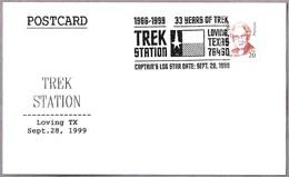 33 Años De STAR TREK - 33 Years Of TREK. Loving TX 1999 - Cinema