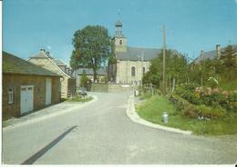Odeigne -- L' Eglise. (2 Scans). - Manhay