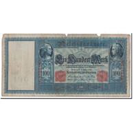 Billet, Allemagne, 100 Mark, 1909, 1909-09-10, KM:38, B - [ 2] 1871-1918 : German Empire
