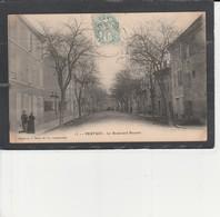 84  PERTUIS -  Le Boulevard Pécourt - Pertuis