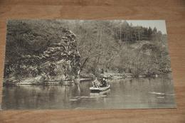 1007- Desente En Barque De CHINY à Lacuisine, La Rocher Négi, La Semois - Animée - Chiny