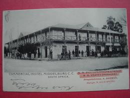 Middelburg. C.c. Commercial-hotel.     South Africa . - Afrique Du Sud