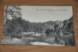 1009- Descente En Barquette, Tournant De Pinco - Chiny