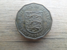 Jersey  1/4 Shilling  1964  Km 25 - Jersey