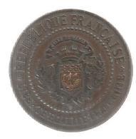 Medaille, Ville De Paris, 15 E, Assistance Publique, Bureau De Bienfaisance, Commissaire, 1887, 2 Scans ,frais Fr 2.85 E - Professionnels / De Société