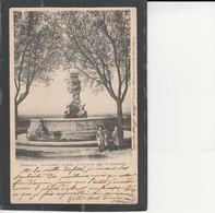 84  PERTUIS -  Monument Morel (Fontaine Des IV Saisons) - Pertuis