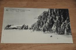 1013- La Baraque Michel Sous La Neige, Hiver 1925-26 - België