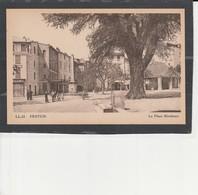84  PERTUIS -  La Place Mirabeau - Pertuis