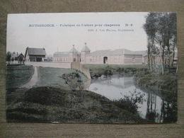 Cpa Ruysbroeck Ruisbroek Sint-Pieters-Leeuw - Fabrique De Feutres Pour Chapeaux N°2 - Edit. Van Haeren - 1907 - Sint-Pieters-Leeuw