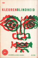 AO-reeks Boekje 1055 - Dr. H.J. Oltmans: Kleurenblindheid - 26-03-1965 - Histoire
