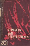 AO-reeks Boekje 701 - Dr. M.L.J. Vaessen: Verfsels Van Geesteszieken - 07-03-1958 - Histoire