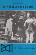 AO-reeks Boekje 1213 - J.B. Th. Spaan: De Nederlandse Krant - 17-05-1968 - Geschiedenis