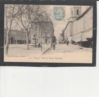 84  PERTUIS -  Place Du Quatre Septembre - Pertuis