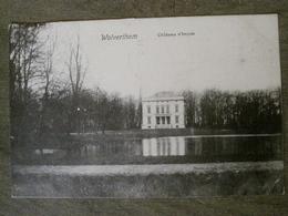 CPA - Bruxelles - Wolverthem ( Wolvertem ) - Château D' Impde - Belgique