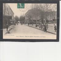 84  PERTUIS -  Place Du Quatre Septembre Et Le Cours - Pertuis