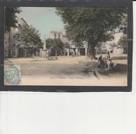 84  PERTUIS - Place Mirabeau - Pertuis