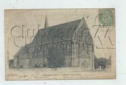 Chârost (18) :L'Église En 1902 PF. - Autres Communes