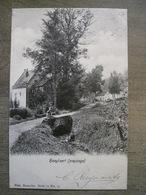 Cpa Hoeilaart Hoeylaert - Paysage - Pont Ruisseau - Nels 11 55 - 1904 - Hoeilaart