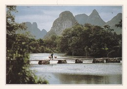 CHINE  ENVIRONS DE GUI LIN (dil359) - Chine